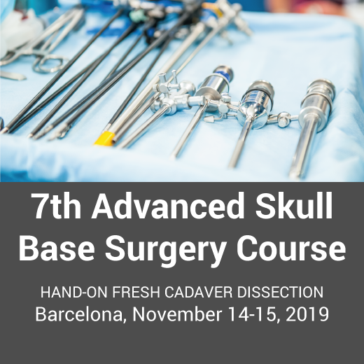 7th Advanced Skull Base Surgery Course